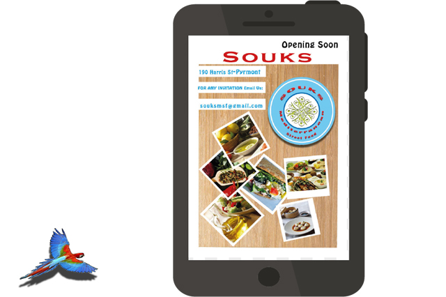Souks Digital Marketing campaign